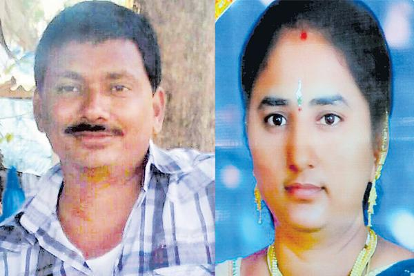 Tragedy at Guntur district Mangalgiri - Sakshi