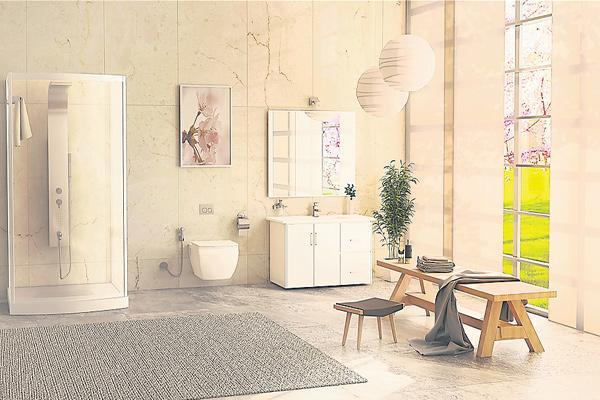 New range bathroom products - Sakshi