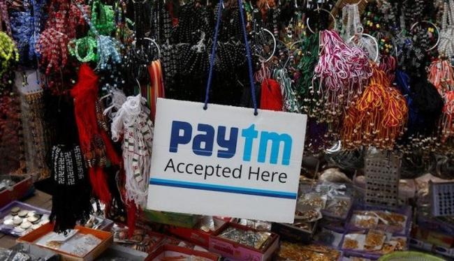 Paytm Tap Card Launched, Allows Offline Payments in Less Than A Second - Sakshi
