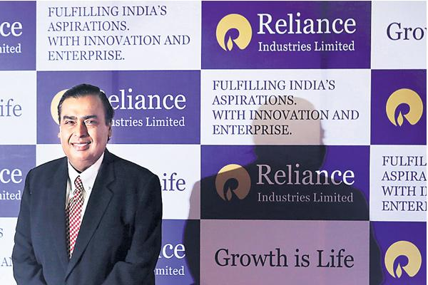 Reliance Industries posts net profit of Rs 9435 crore in Q4 - Sakshi