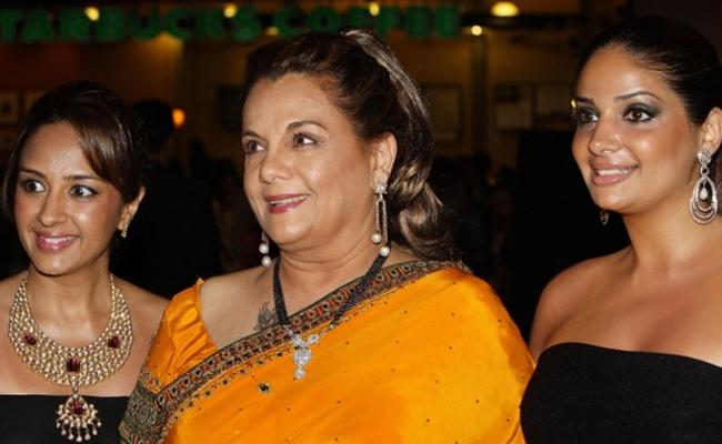 Actress Mumtaz Daughter Denies Death Rumour - Sakshi