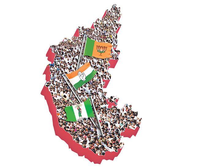 karnataka assembly elections on may 12 - Sakshi