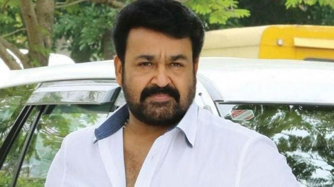 Mohanlal and Priyadarshan flag off their Kunjali Marakkar project - Sakshi