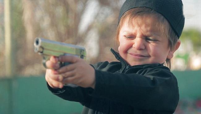5 Year Old Boy Think Gun As Toy And Shot His Brother In US - Sakshi