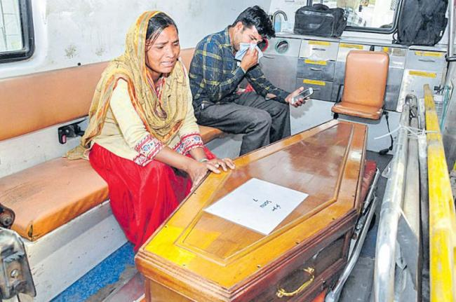 Bodies of Indians killed in Iraq reaching Amritsar today - Sakshi