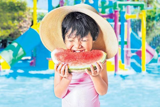 summer care to child - Sakshi