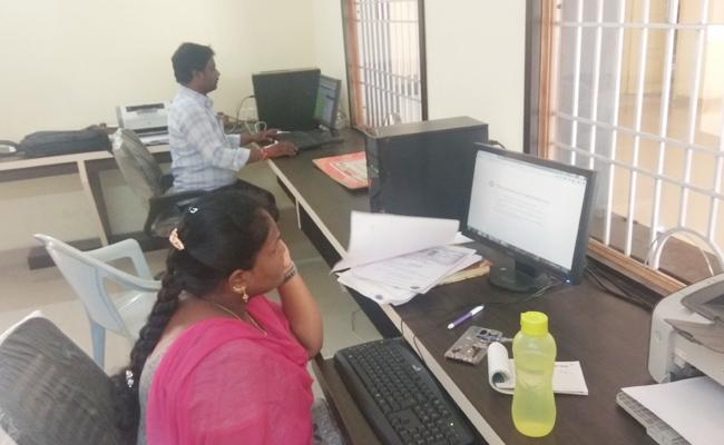 Online Services In All Government Office - Sakshi