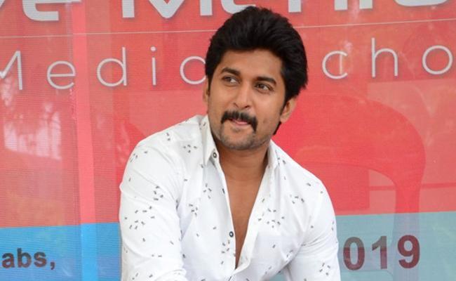Nani Vikram Kumar Movie Almost Shelved - Sakshi