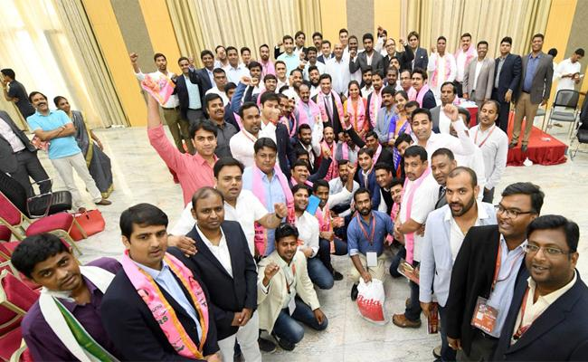 TRS Malaysia formed - Sakshi