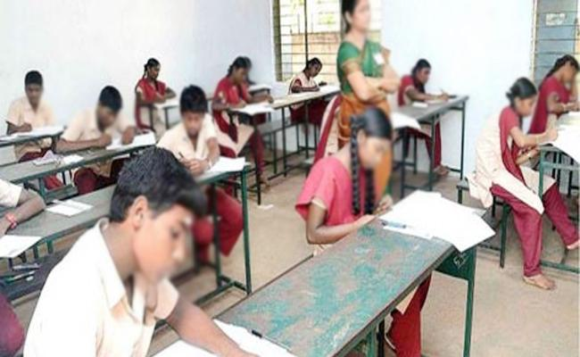 PSR Nellore last Place In Tenth Results Percentage - Sakshi
