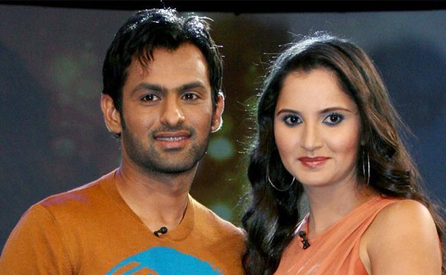 Sania Mirza Tweet On Husband Shoaib Malik Goes Viral - Sakshi