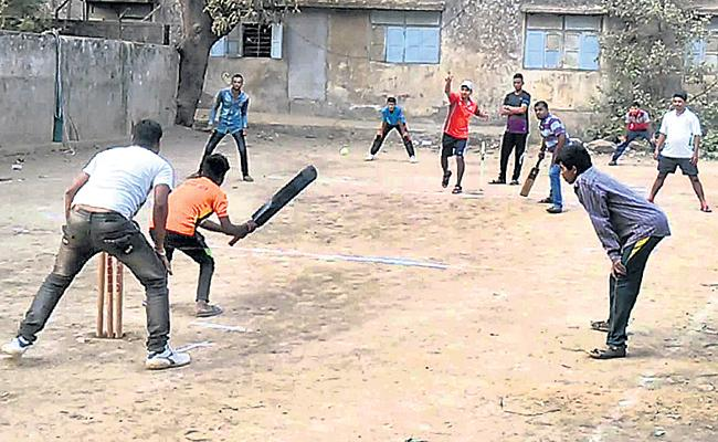 T20 Cricket Matches With City Police vs City Youth - Sakshi