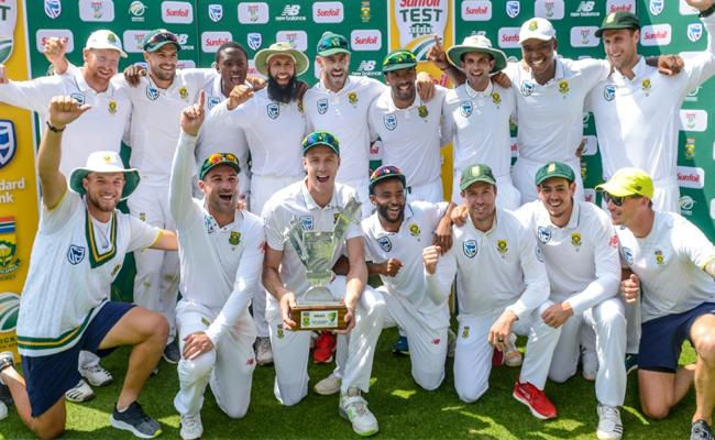 Australia Versus South Africa Test Series Records - Sakshi