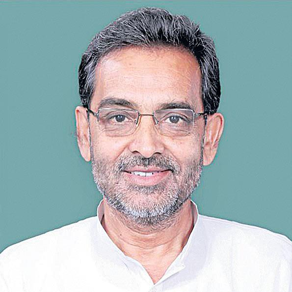 Upendra Kushwaha speaks against lack of SC, ST, OBC judges in higher judiciary - Sakshi