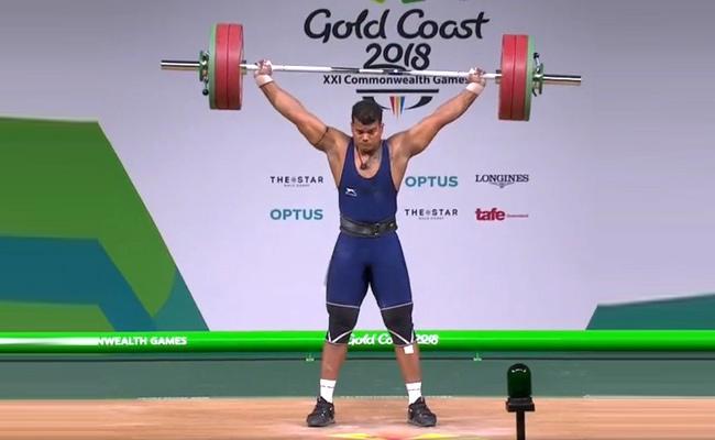 Venkat Rahul Ragala wins Gold IN Commonwealth Games 2018 - Sakshi