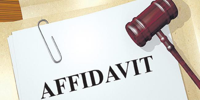 Traffic police introduce Affidavit for drunken drive peoples - Sakshi