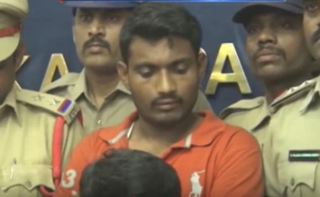 Gangster Sunil Commits Suicide - Sakshi