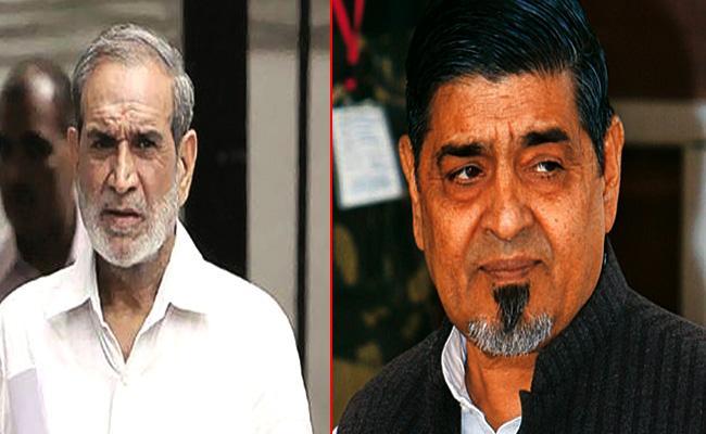 Sajjan Kumar Tytler Asked Not To Sit On Main Dais - Sakshi