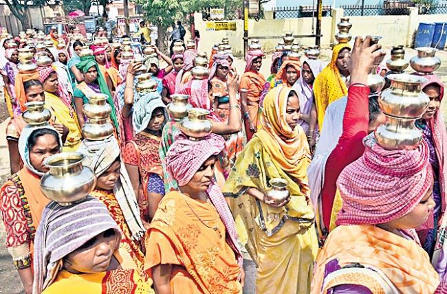 temples of Lord Shiva are kidding in tribes - Sakshi