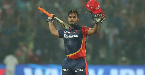 Rishab Pant Creates few records in IPL History - Sakshi