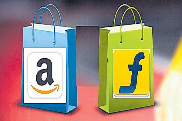 Walmart, Flipkart Deal effect in e commerce sector - Sakshi