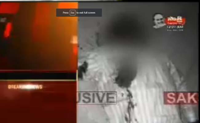 One Shot Dead In Dharmapuri - Sakshi
