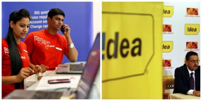 Airtel, Idea Shares Fall As Jio Unveils New Rs 199 Postpaid Plan - Sakshi