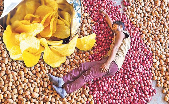 Farm Debt Pushes The Farmers Into Danger - Sakshi