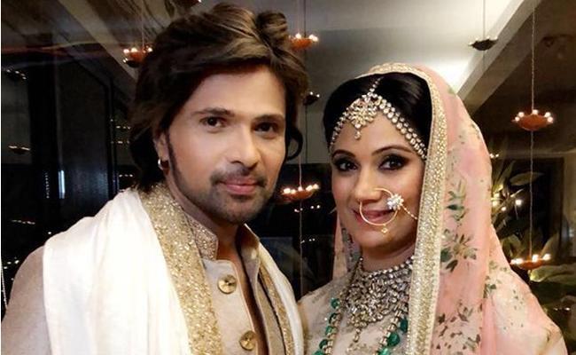 Himesh Reshammiya Got Married To Actor Sonia Kapoor - Sakshi