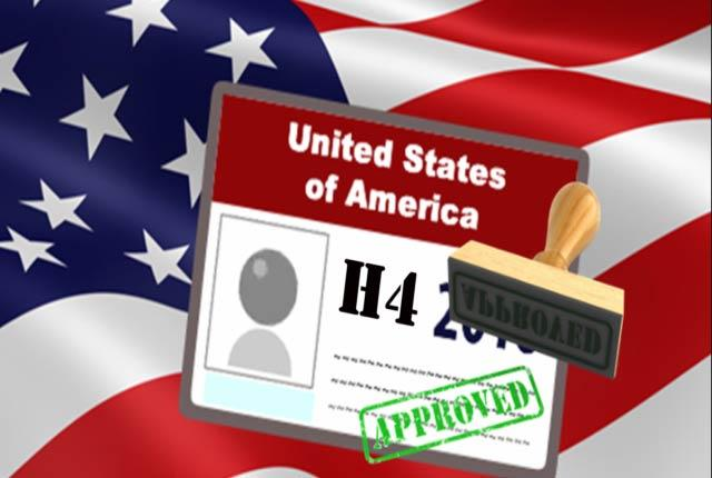 Indians Account for 93% of H-4 Visa Holders With Work Authorisation - Sakshi
