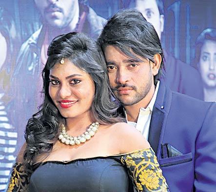 Rosini Karef thurupu gadhi Audio Launch - Sakshi