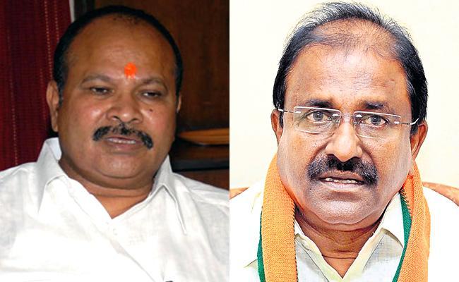 BJP Leader Somu Veerraju went Underground - Sakshi