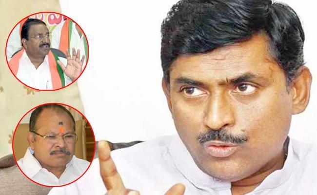 Muralidhar Rao Respond on Turmoil in Andhra Pradesh BJP - Sakshi