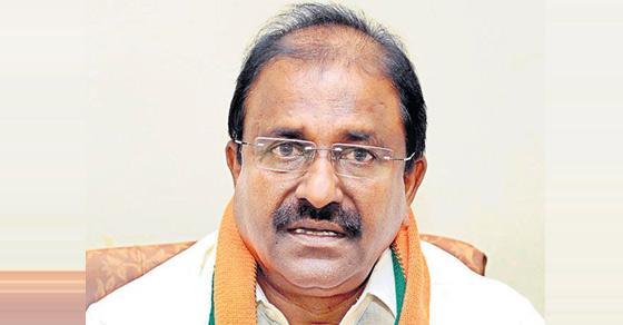 Storm In A Teacup Ends In AP BJP - Sakshi