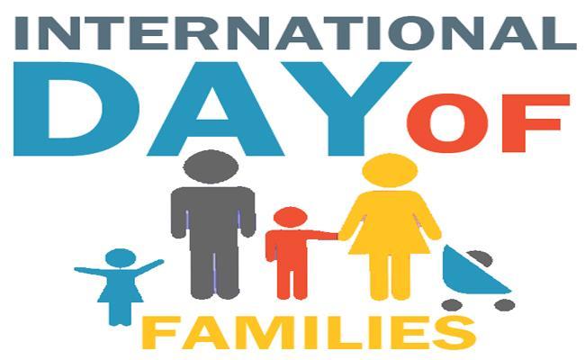 International Day Of Families 15 May - Sakshi