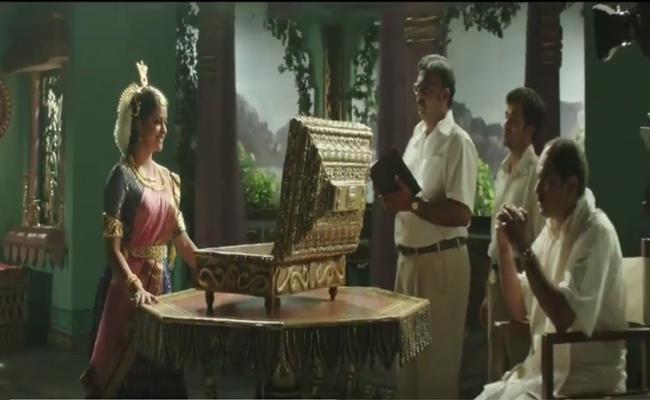 Mahanati Deleted Scene Viral On Social Media - Sakshi