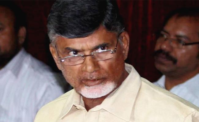 CM Chandrababu Naidu Avoid KGH Visit In Visakhapatnam - Sakshi