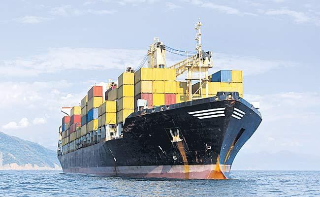 India's exports rise 5.17% in April - Sakshi