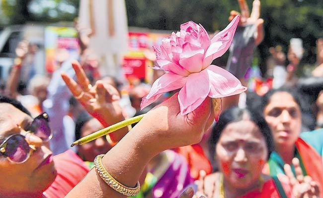 Bjp getting ready to 2019 lok sabha elections - Sakshi