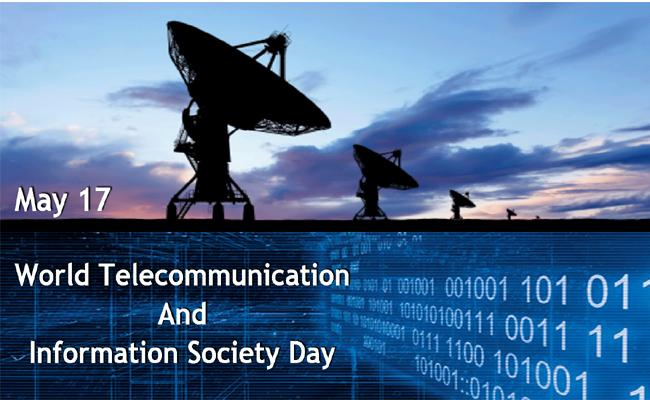 World Information Telecommunication Day On 17 May - Sakshi