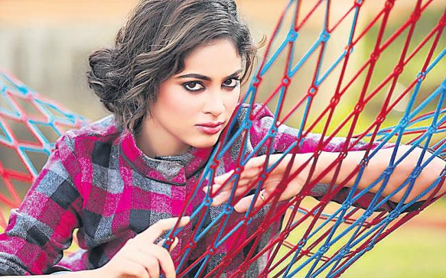 Nandita Swetha to don the role of a mother in Narmada - Sakshi