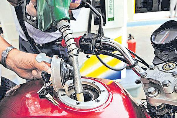 Diesel and Petrol prices is an all time record - Sakshi