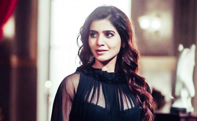 Married Samantha Get Good Roles Says Vishal - Sakshi