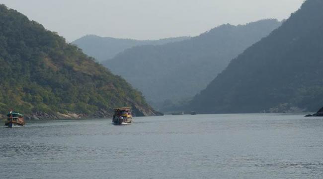 Break for Papikonda tourism - Sakshi