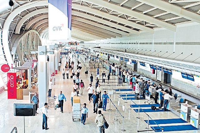 26% growth in passenger air passengers - Sakshi