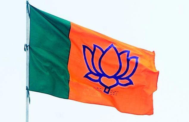 Congress Party Leaders Protest At Vijayawada BJP Office - Sakshi
