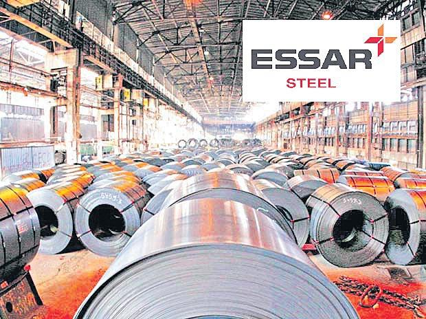 Numetal makes Rs 37000 crore bid for Essar Steel in round 2 - Sakshi