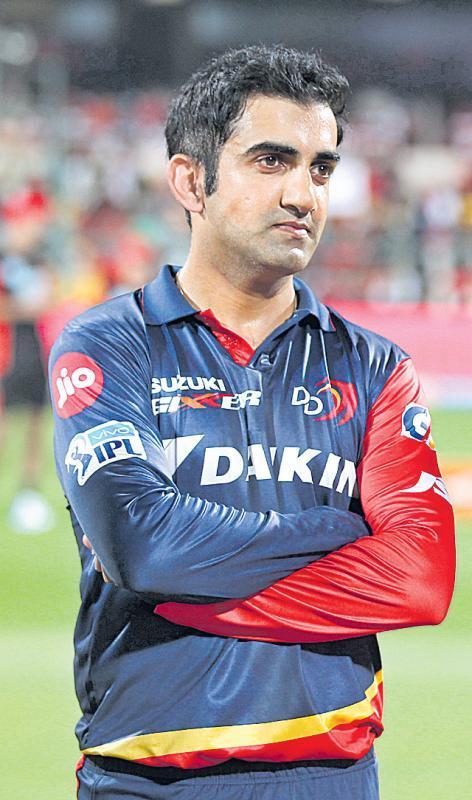 BCCI has not marketed Test cricket well: Gautam Gambhir - Sakshi