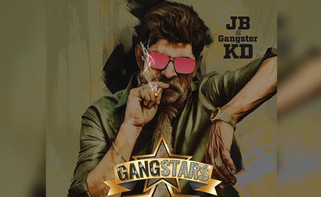 Jagapati Babu In Gangstars  Web Series - Sakshi