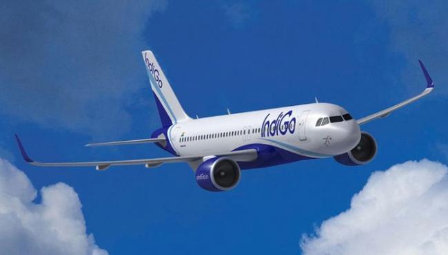 IndiGo aircraft engine fails at Lucknow airport, pilot averts major tragedy - Sakshi